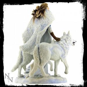 Statuetă lupi Gardienii iernii