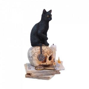 Statueta pisica neagra Spiritele din Salem 16cm
