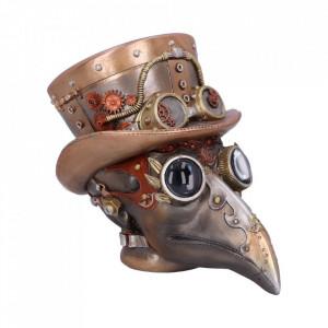 Statueta steampunk Doctor Beaky- Automaton Apothecary 20.5 cm