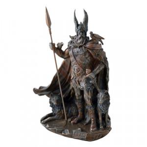 Statueta zeu nordic Odin - The Allfather 25cm