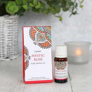 Ulei aromaterapie Goloka - Trandafir Mistic, 10 ml