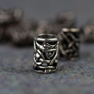 Viking Jewelry for beard/hair - Urnes