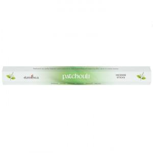 Bețișoare de tămâie magice Elements - Patchouli