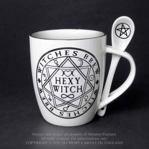 Cana cu lingura Hexy Witch