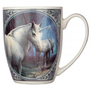Cana din portelan unicorni Calatorie Spre Casa - Lisa Parker