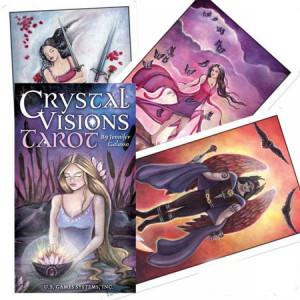 Carti tarot Crystal Vision