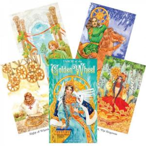 Carti tarot Roata de Aur
