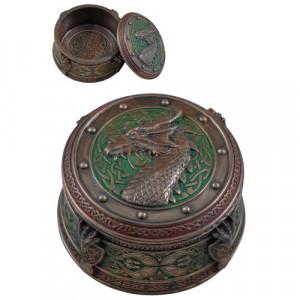 Caseta pentru bijuterii Dragon 10cm