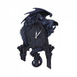 Ceas de perete gotic Gardianul timpului43cm