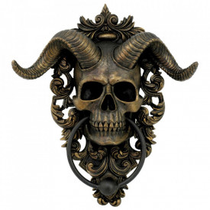 Ciocănitor ușă Craniu Diabolus