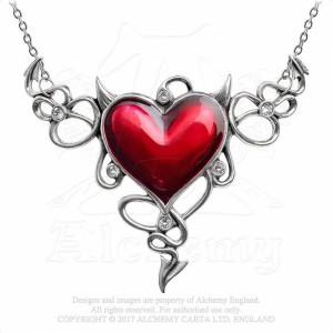 Colier Inima Salbatica