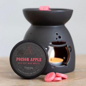 Cutie cu pastile ecologice parfumate pentru aromaterapie Poison Apple