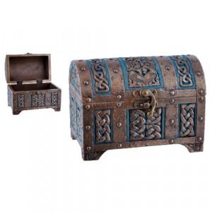 Cutie pentru bijuterii Cufarul de comori din Valhalla 15cm
