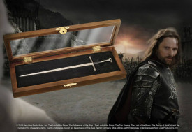 Cutit deschis corespondenta Lord of the Rings - Anduril 23cm