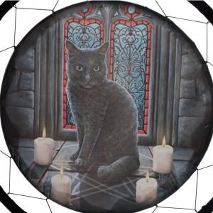 Dreamcatcher pisica Cercul Sacru - Lisa Parker 60 cm