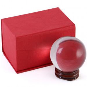 Glob de cristal cu suport 5 cm