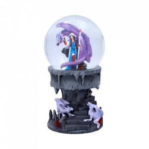 Glob de zapada Dragon Mage- Anne Stokes - 18 cm