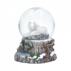 Guardian of the North Snowglobe 14.5cm