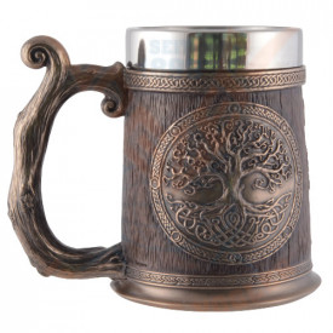 Halba viking Yggdrasil