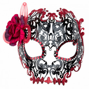 Masca carnaval Dia de los muertos