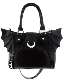 Moon Bat bag ELEGANT GOTH PURSE