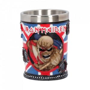 Pahar shot Iron Maiden Eddie 7 cm