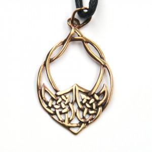 Pandantiv bronz Nod Celtic 3.7cm