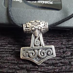 Pandantiv Ciocanul lui Thor - argint