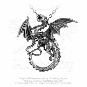 Pandantiv Dragonul din Whitby