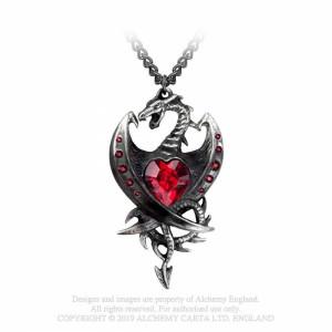 Pandantiv Inima de diamant