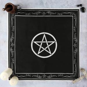 Panza pentru altar Pentagrama 70x70cm
