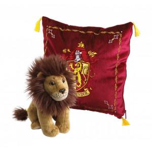 Perna decorativa cu mascota - Casa Gryffindor