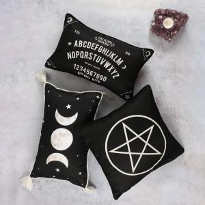 Pernuta decorativa Placa Ouija - Spirit Board
