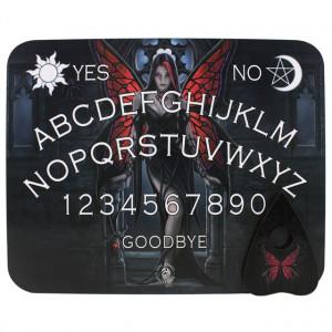 Placa Ouija Spirit Board Aracnafaria - Anne Stokes
