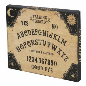 Placa Ouija Spirit Board design clasic