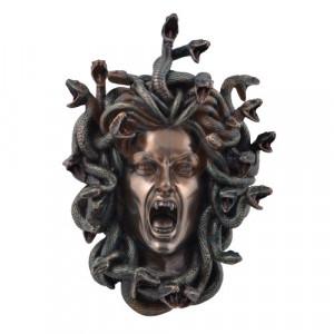 Placheta de perete Medusa 18cm