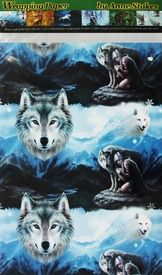 Protector Wrapping Paper