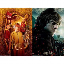 Puzzle 3D 150 piese Harry Potter - Ron Weasley