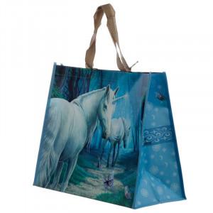 Sacosa cumparaturi cu design unicorni, Calatorie Spre Casa - Lisa Parker