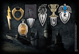 Set 7 semne de carte de colectie Harry Potter - The Horcrux