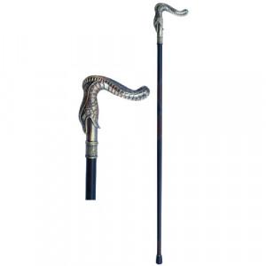 Snake decorative walking stick