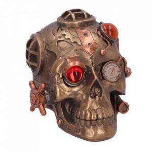 Statueta craniu steampunk Sub presiune
