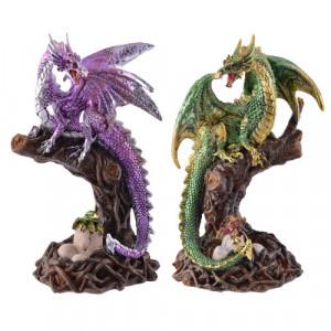 Statueta dragon Aparatorul naturii