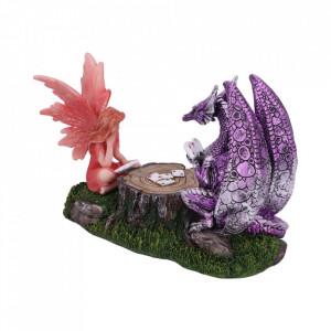 Statueta zana si dragon Dragon's Hand 21cm