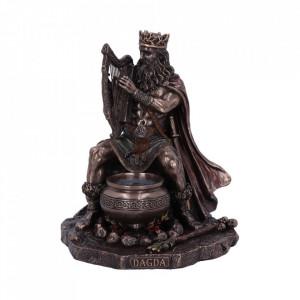 Statueta zeu celtic Dagda 18.5 cm