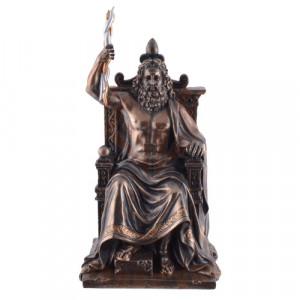 Statueta Zeus 21cm