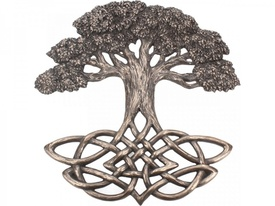 Tree of Life Wall Plaque 33cm