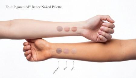 Paleta cu nuanţe pentru ochi şi obraji: Better Naked Palette
