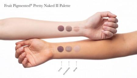 Paleta cu nuante pentru ochi si obraji - Pretty Naked II