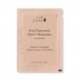 Mostra plic cremă nuanţatoare cu protecţie solară (SPF) 20 - Peach Bisque